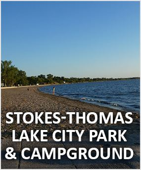 Stokes-Thomas Lake City Park