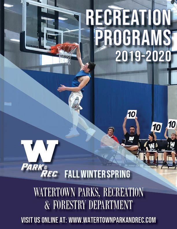Park & Rec Brochure - Fall-Winter-Spring 2018-2019 Opens in new window
