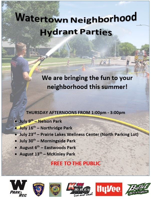 Hydrant Flyer